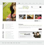 Voorbeeld van Art and Photography_146 Webdesign