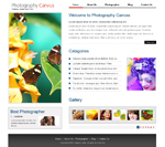 Voorbeeld van Art and Photography_152 Webdesign