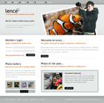 Voorbeeld van Art and Photography_153 Webdesign
