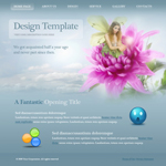 Voorbeeld van Beauty and Fashion_155 Webdesign