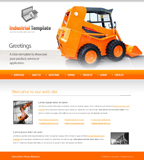 Voorbeeld van Construction and Engineering_214 Webdesign