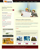Voorbeeld van Construction and Engineering_215 Webdesign
