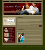 Voorbeeld van Dating and Love_235 Webdesign