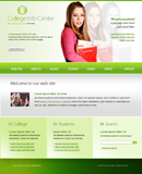 Voorbeeld van Education and Kids_243 Webdesign