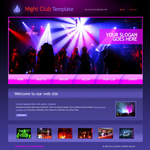 Voorbeeld van Entertainment and Media_268 Webdesign