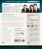 Voorbeeld van Finance and Ecommerce_275 Webdesign