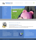 Voorbeeld van Finance and Ecommerce_276 Webdesign