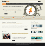 Voorbeeld van Finance and Ecommerce_278 Webdesign