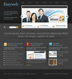 Voorbeeld van Finance and Ecommerce_279 Webdesign