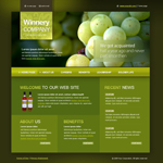 Voorbeeld van Food and Restaurant_287 Webdesign
