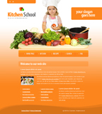 Voorbeeld van Food and Restaurant_294 Webdesign