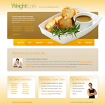 Voorbeeld van Food and Restaurant_295 Webdesign