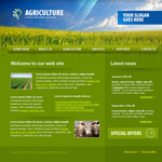 Voorbeeld van Industrial and History_300 Webdesign