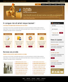 Voorbeeld van Industrial and History_307 Webdesign