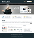 Voorbeeld van Marketing_395 Webdesign