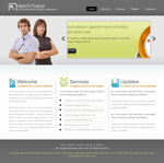 Voorbeeld van Marketing_396 Webdesign