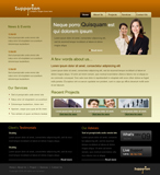 Voorbeeld van Marketing_398 Webdesign