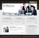 Voorbeeld van Marketing_402 Webdesign