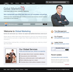 Voorbeeld van Marketing_405 Webdesign