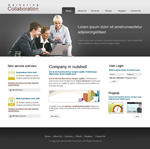 Voorbeeld van Marketing_406 Webdesign
