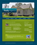 Voorbeeld van Real Estate and Buildings_352 Webdesign