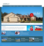 Voorbeeld van Real Estate and Buildings_354 Webdesign