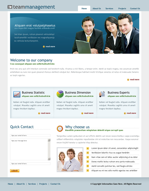 Website laten maken met Business 35 webdesign