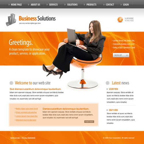 Website laten maken met Computers 197 webdesign