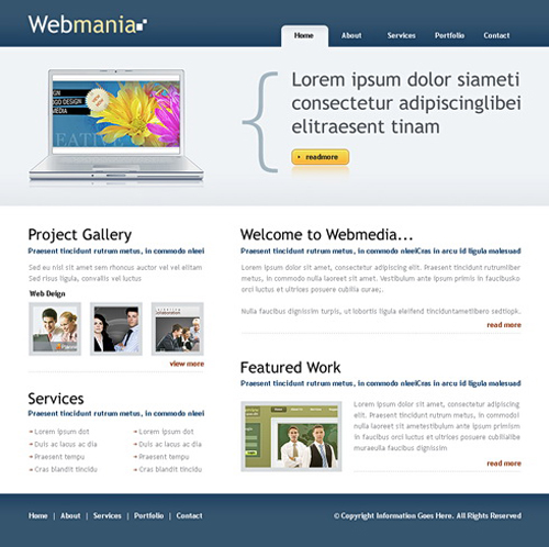 Website laten maken met Computers 202 webdesign