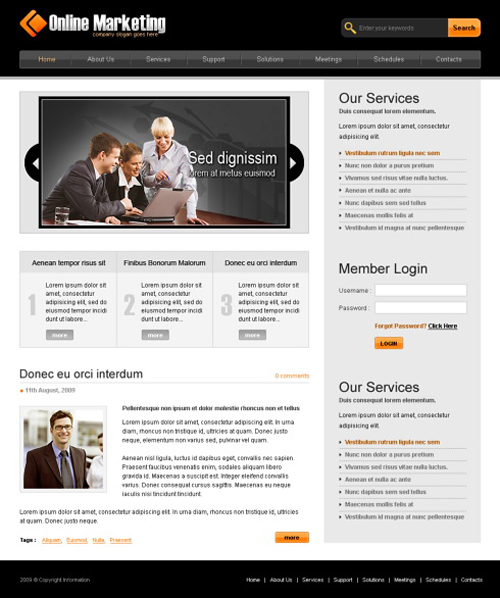Website laten maken met Marketing 399 webdesign